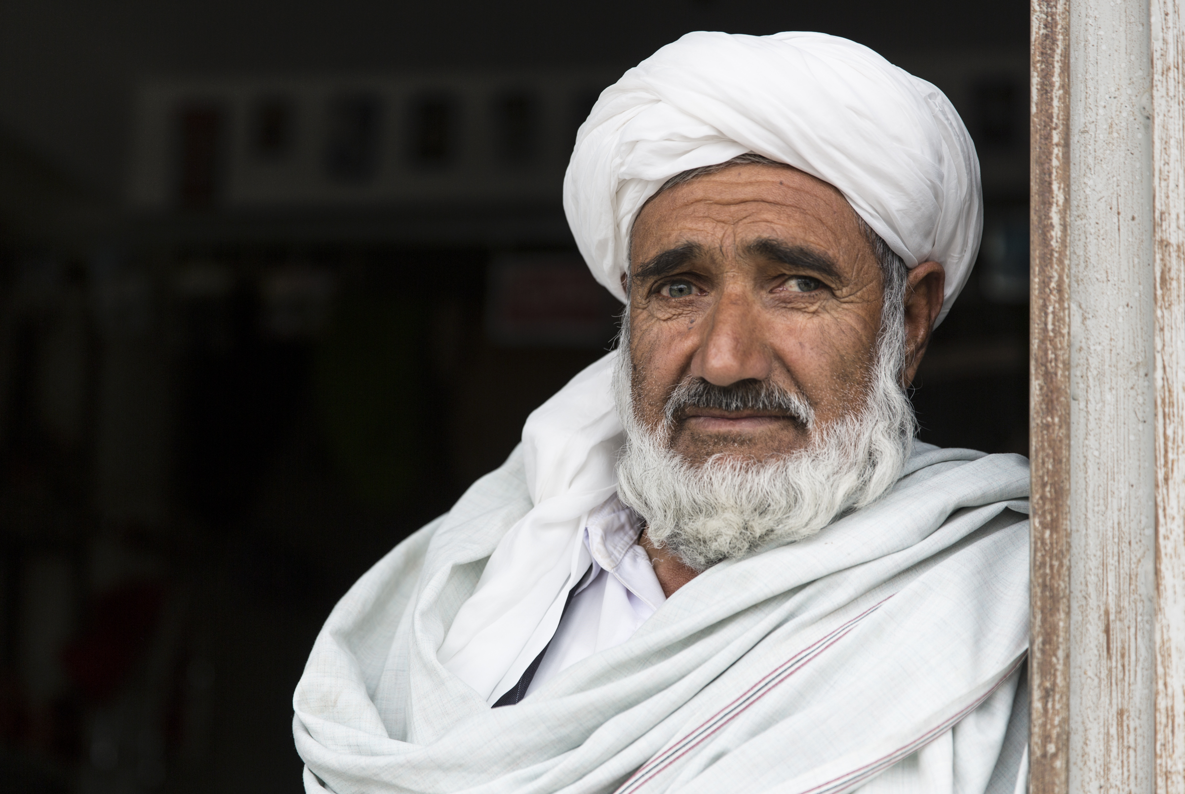 Afghan Merchant (Farah, Afghanistan).