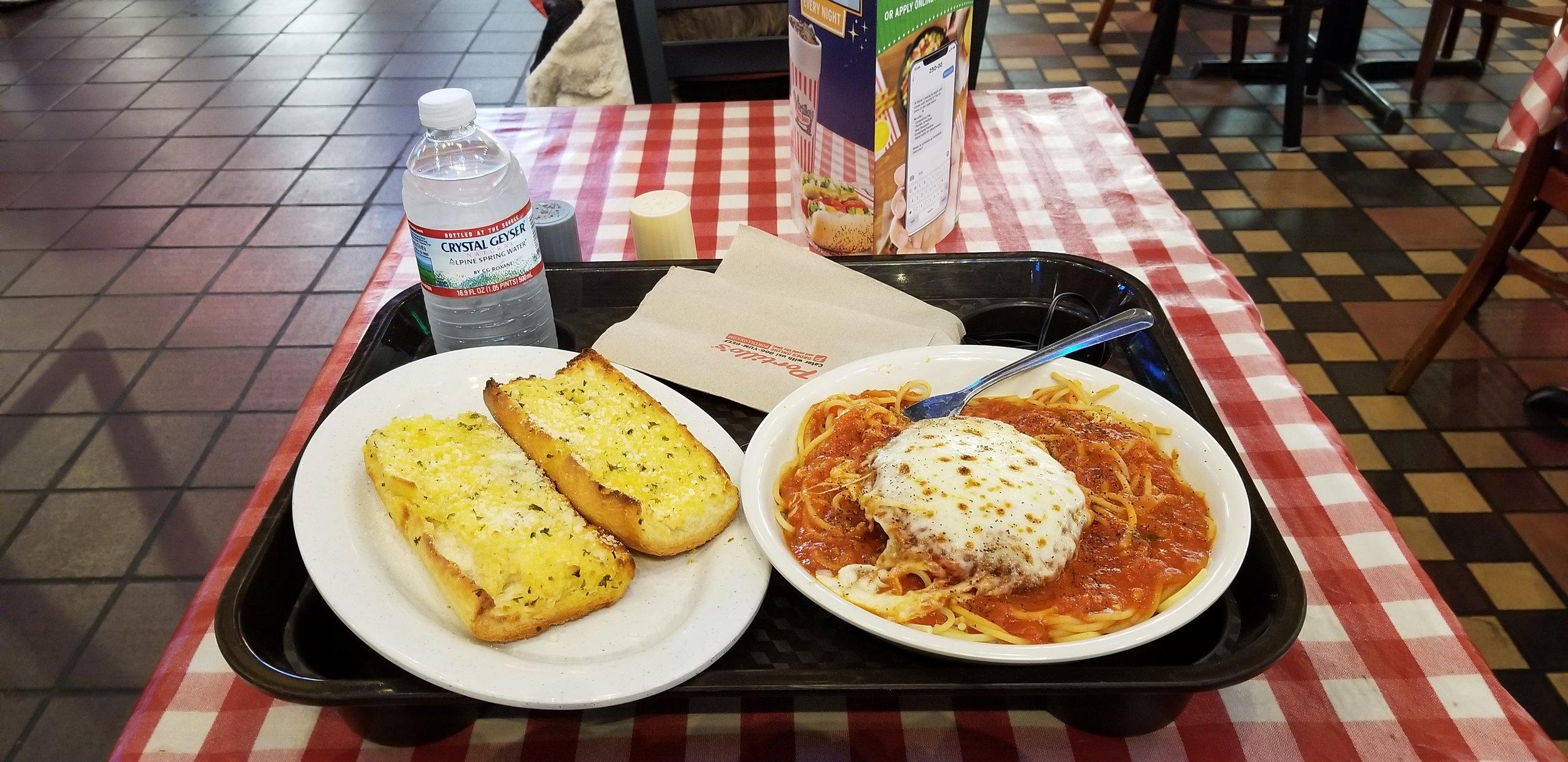 Pasta Lunch at Barnelli's