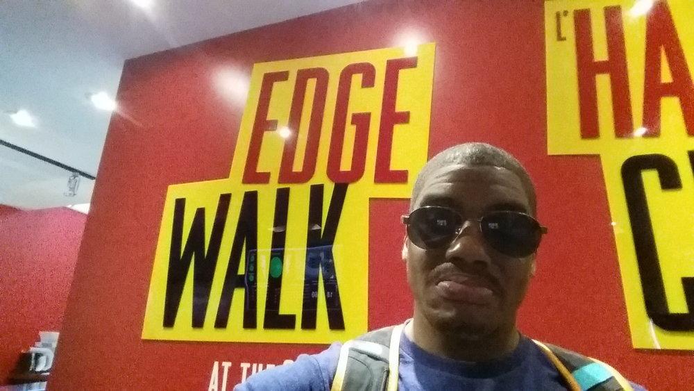 CN Tower EdgeWalk - August 2015