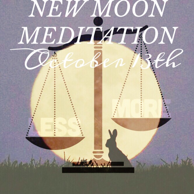 New Moon Meditations  are held every New Moon of the month. We begin at 5pm. Bring a mat, blanket and warm comfortable clothes. To register for this meditation, click  here !