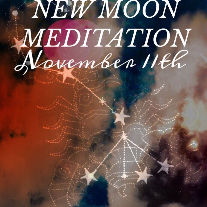 New Moon Meditations are held every New Moon of the month. We begin at 7:30pm. Bring a mat, blanket and warm comfortable clothes. To register for this meditation, click  here !