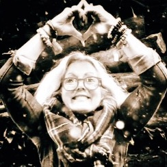 Gretchen Walch Nord,BA in Art Education, MA in Art, co-founder  Wild Hearts Yoga