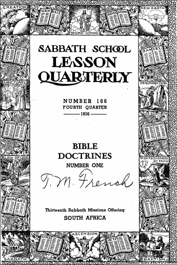 1936 SS 4th Q Lesson cover