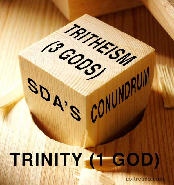 Trinity in Adventism — As It Reads