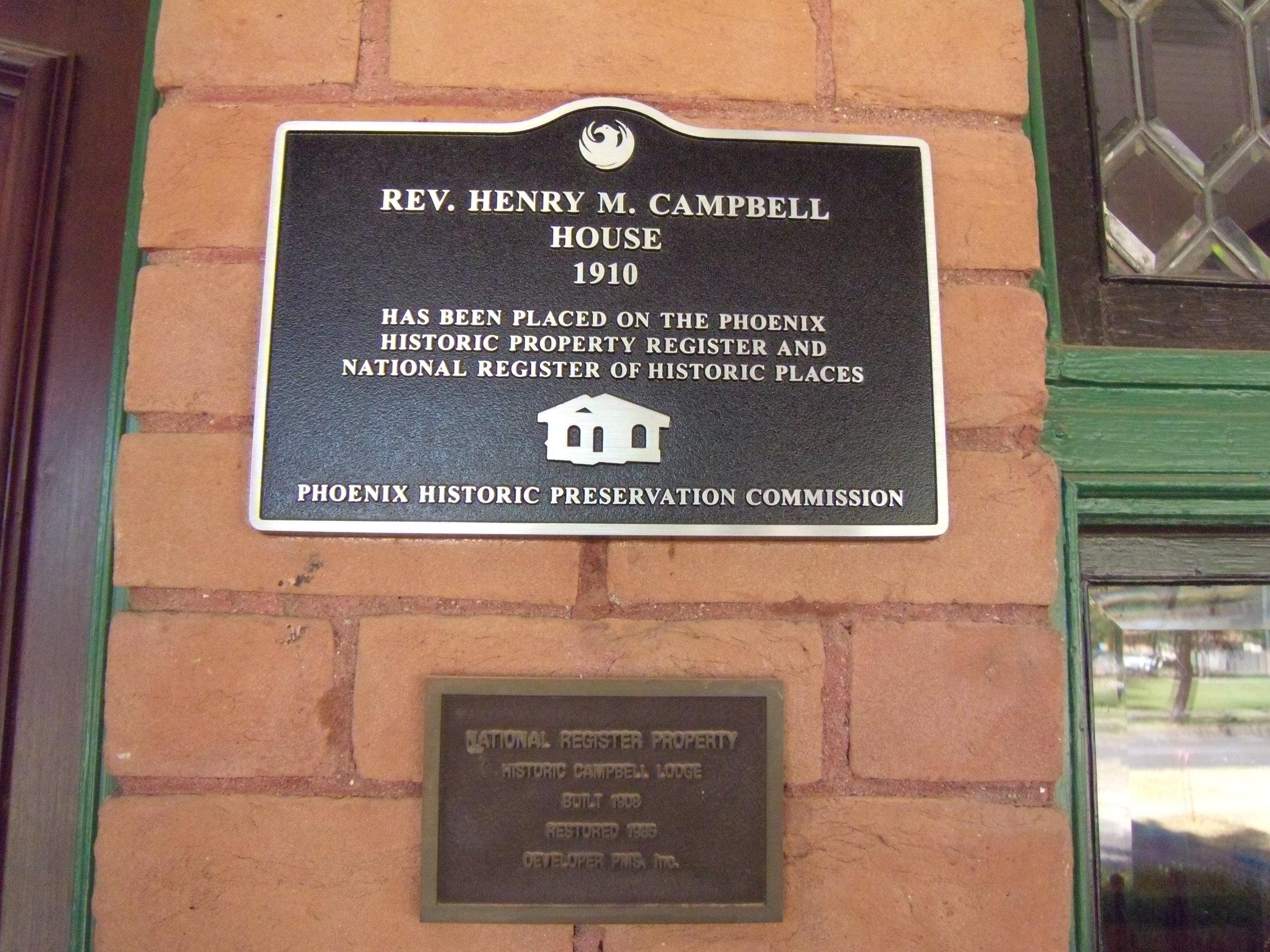 Historic Property in Phoenix  Downtown Phoenix  Historic Preservation