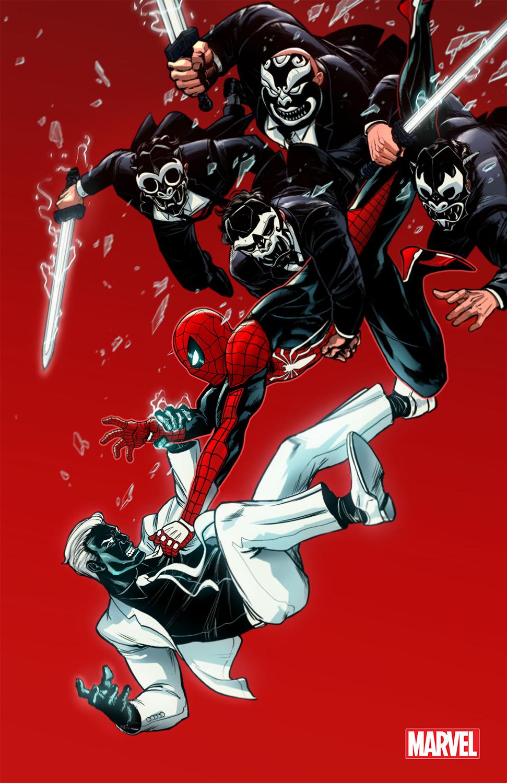 Spider-Man: City at War #1