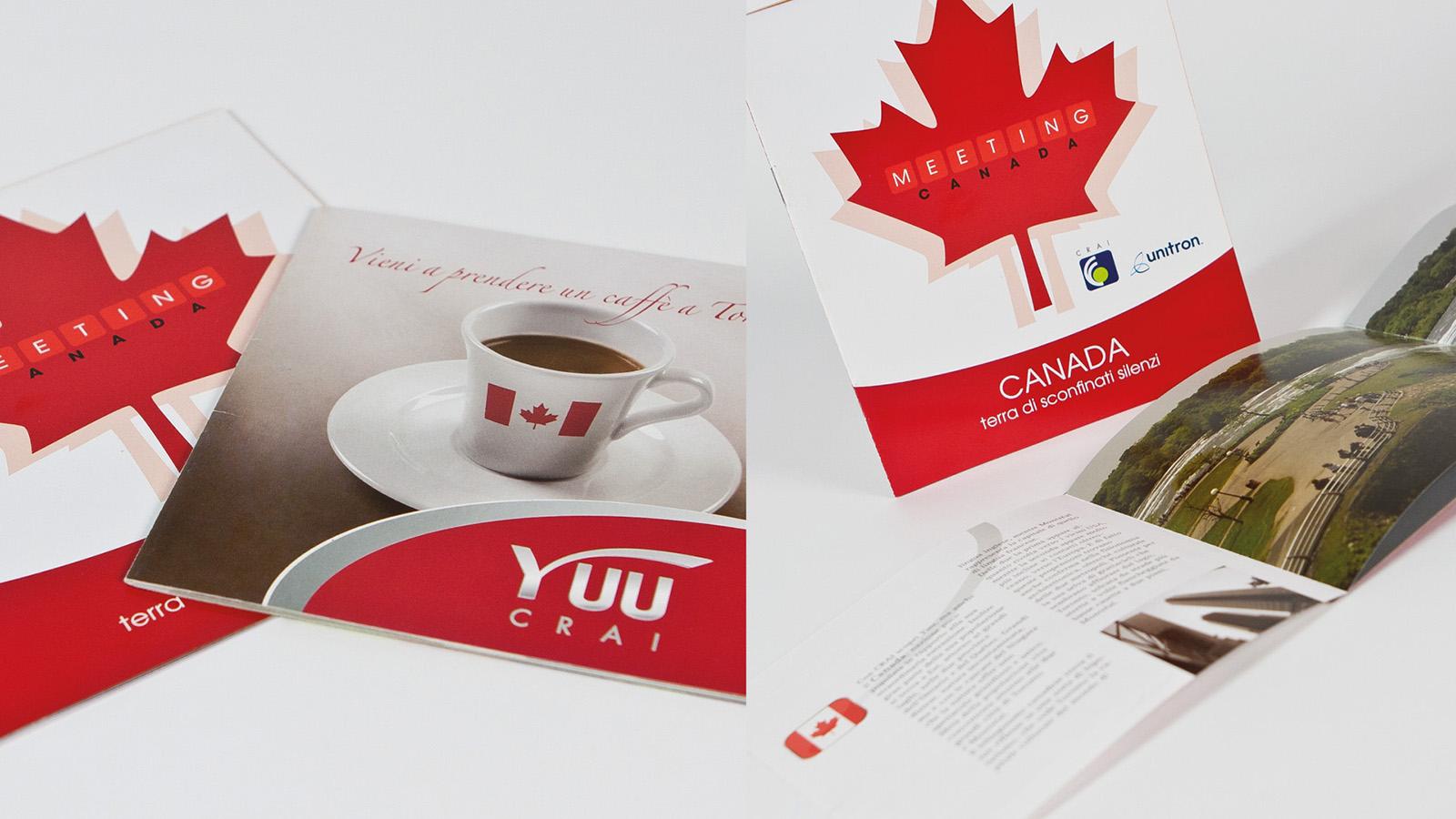 EVENTO VIAGGIO IN CANADA