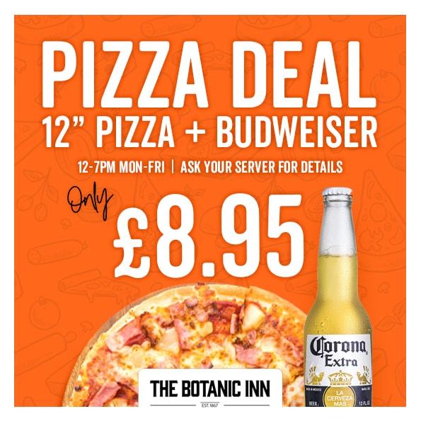 Pizza Deal Belfast