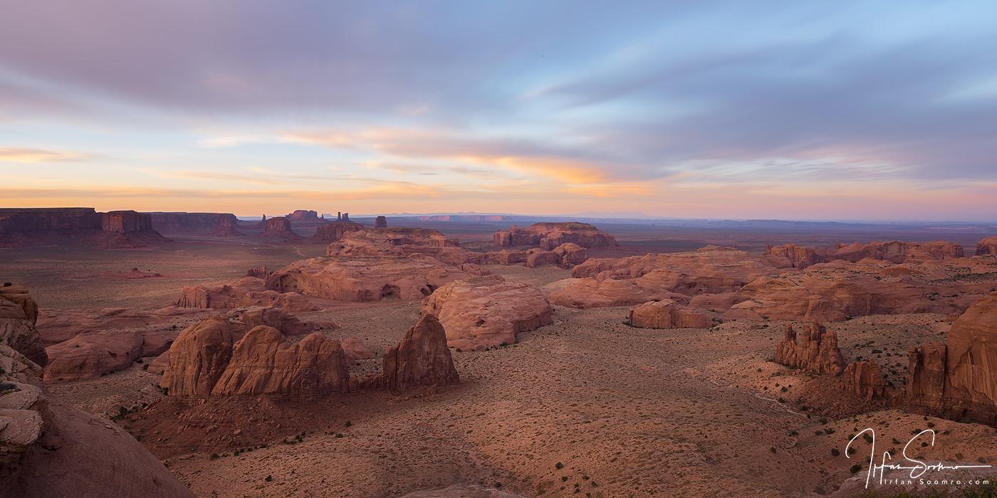 Trip To Mars - Panorama