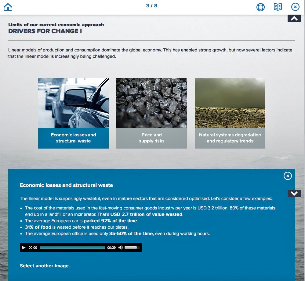 Responsive Multimedia Module