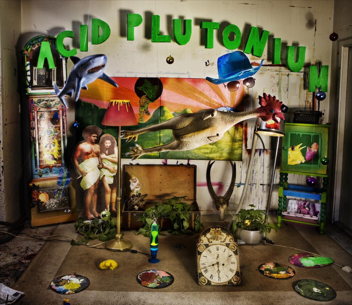 Acid Plutonium!: Acid Plutonium!