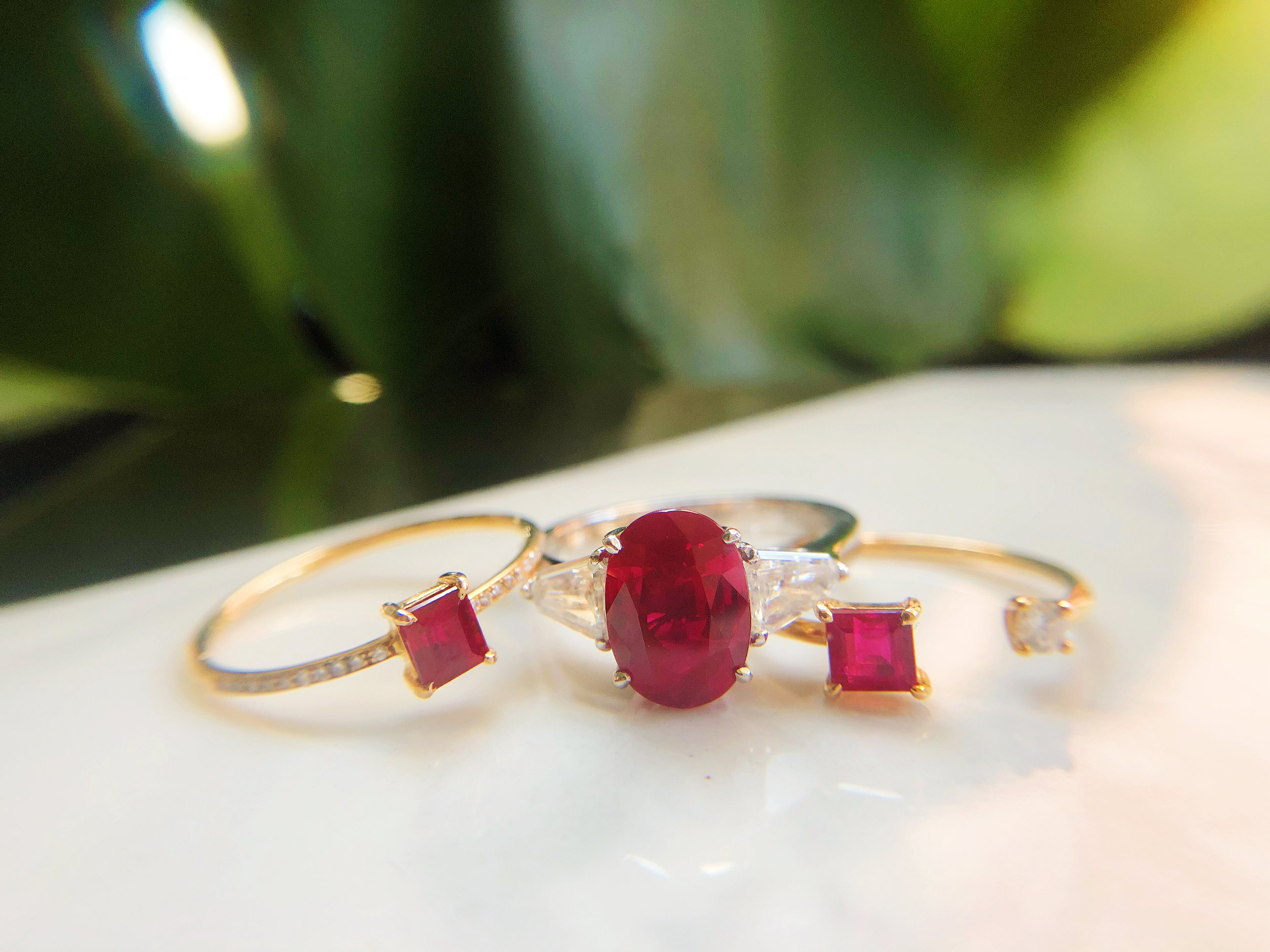 Precious Stone Jewellery - Please see our exclusive collection of precious gemstone jewellery.