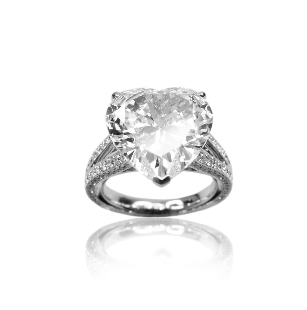 DIAMOND RINGS -