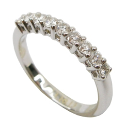 NINE STONE DIAMOND RING BESPOKE FINE JEWELLERY BY SHAHINA HATTA