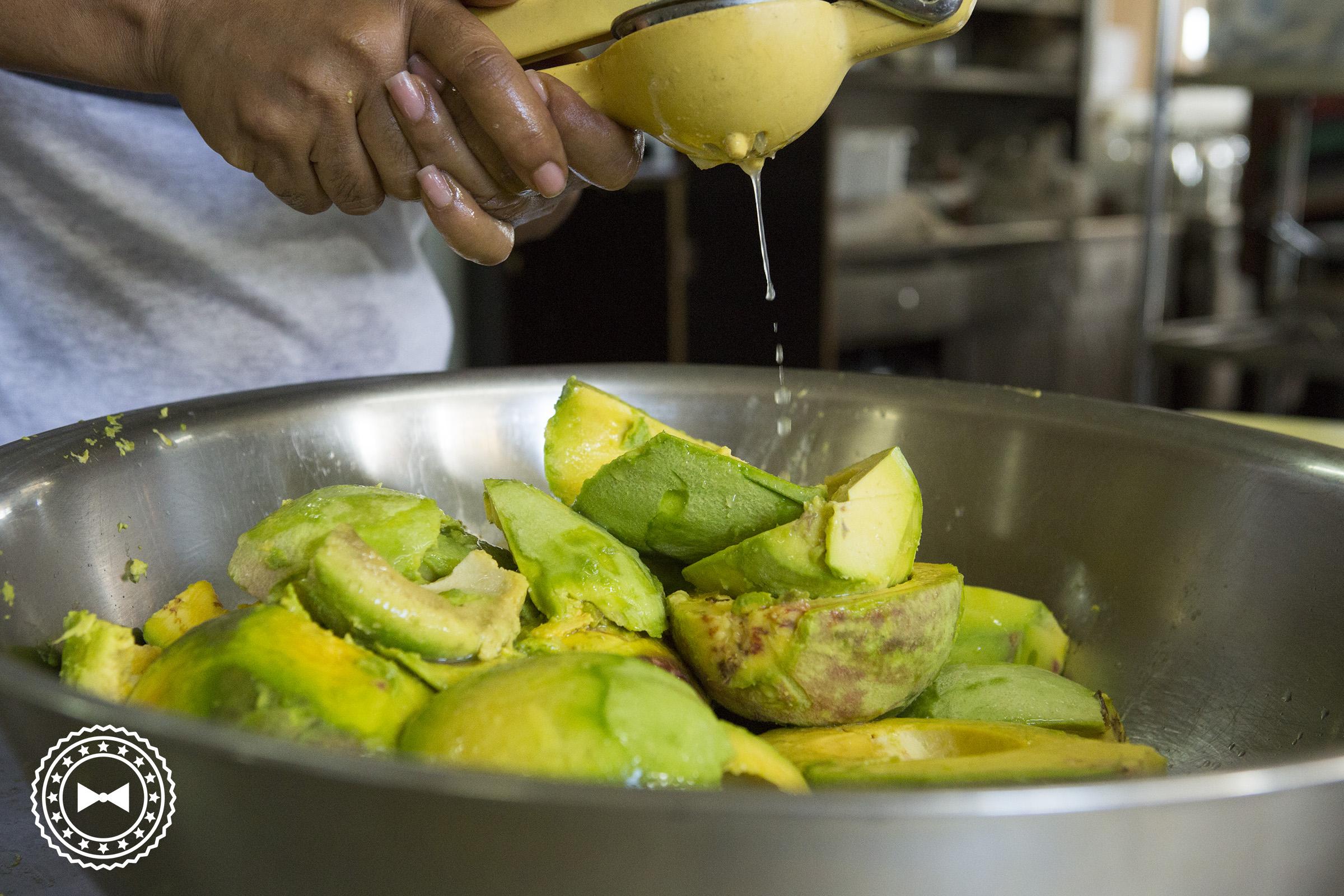 Limón pal' aguacate