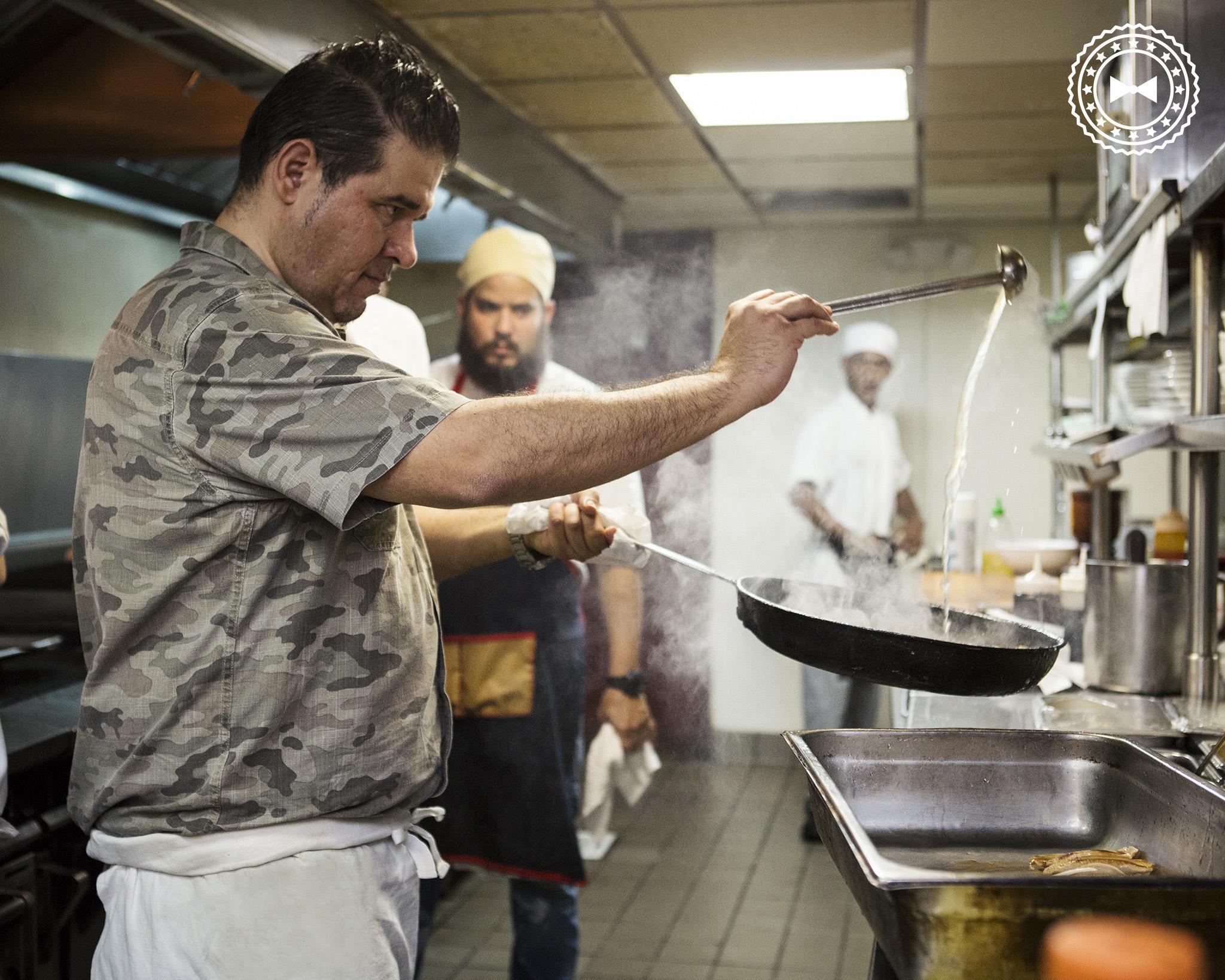 Chef Treviño