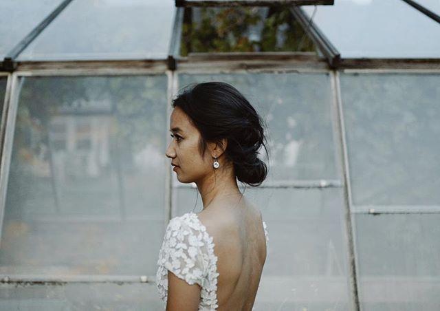 Beautiful bride Milien ✨