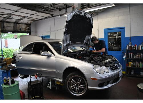 Mercedes-Benz service in Columbia SC