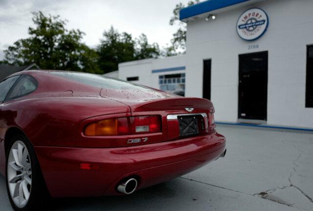 Aston-Martin DB7 repair in Columbia, SC