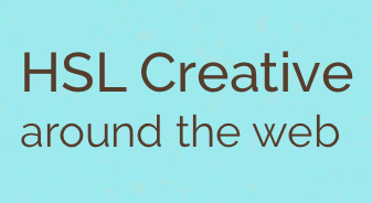 HSL Creative Around the Web: November