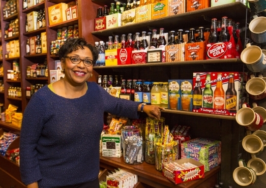 cracker barrel's beverly carmichael forefront magazine