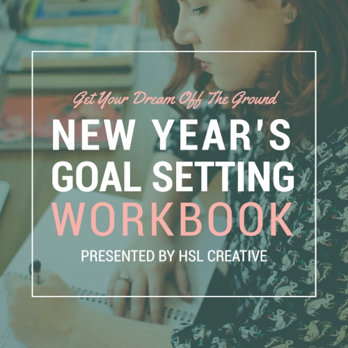 The New Year's Goal-Setting Workbook demystifies the goal-setting process so you know exactly what you need to do to make reality look like your dreams in 2019. - This tool will help you figure out:-steps to take to get where you want to be one year from now-what you need to stop, start, and continue in 2019-lessons to learn from last year so you can have your best year yet-what to do in the next 5 minutes to help you reach your goalsDownload it free by filling out the form below!