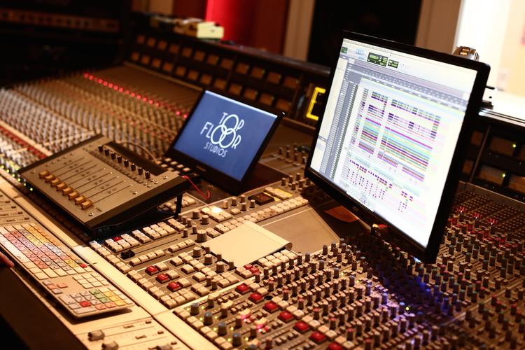 Top Floor Studios - Quality recording in central Gothenburg