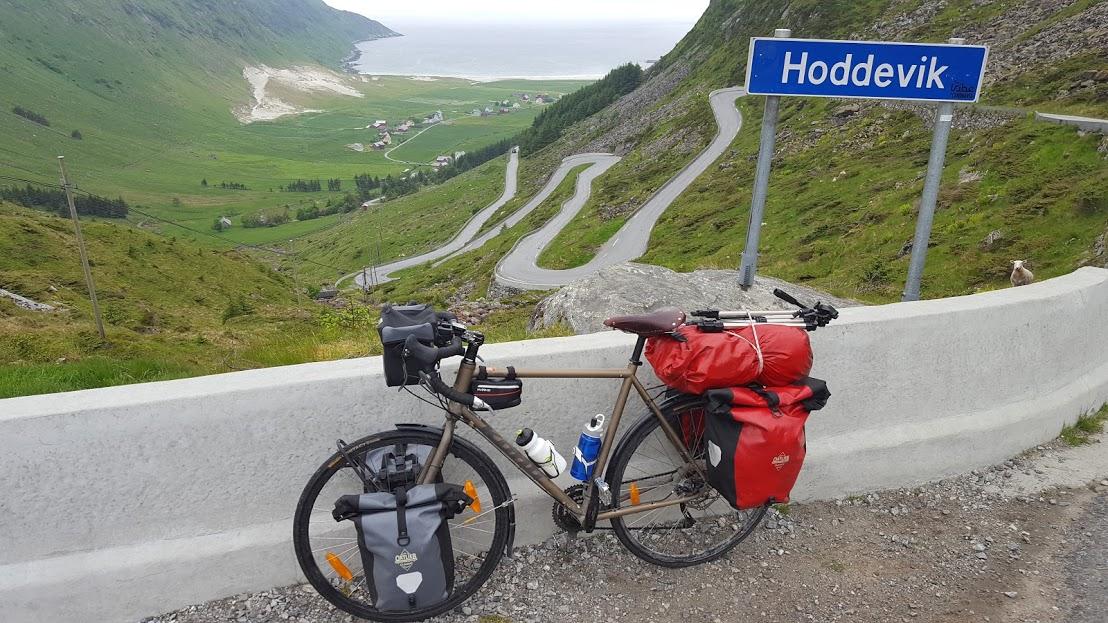 Hoddevik på Stad har vært av de barskeste stedene jeg har vært innom i Sør-Norge.