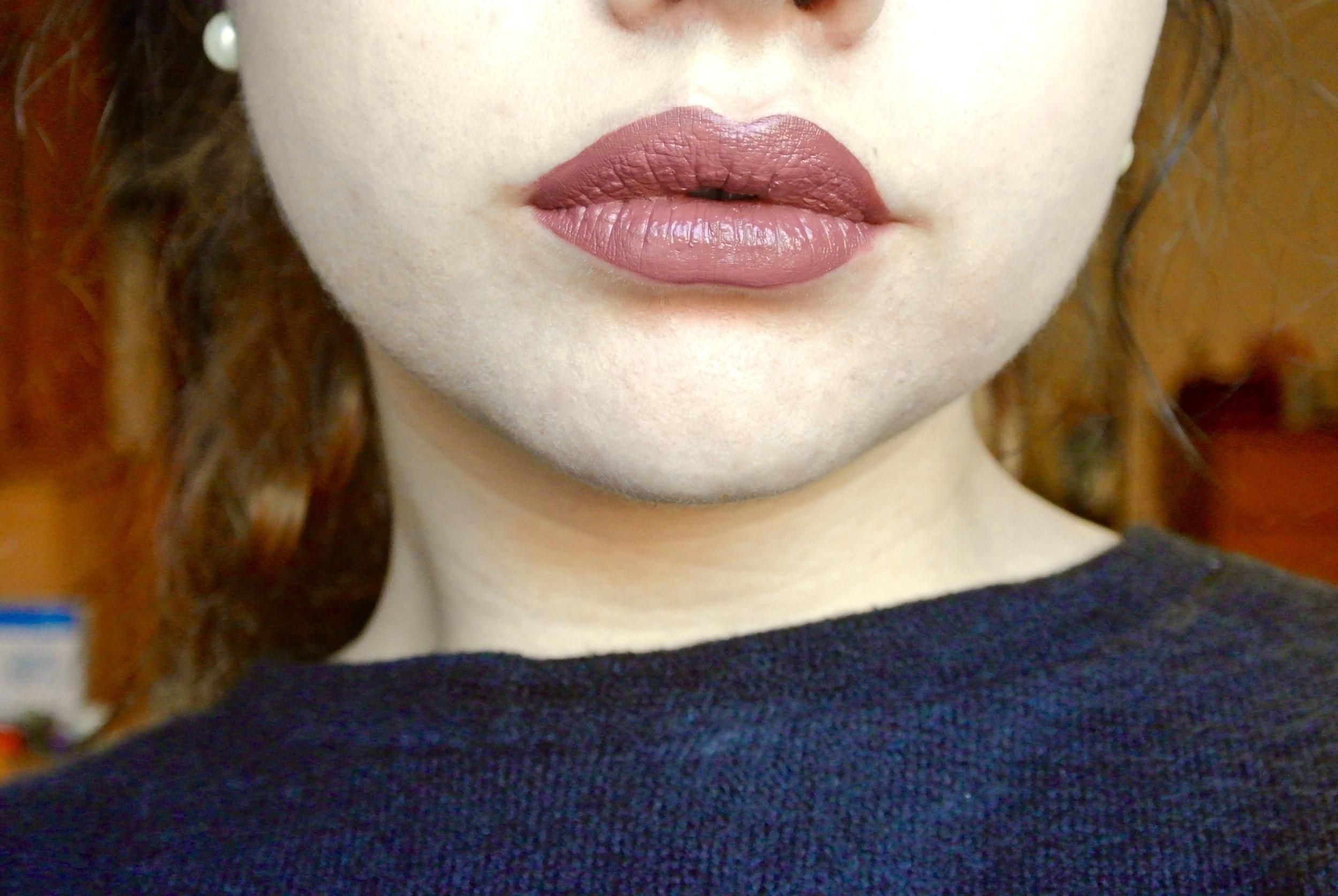 Colourpop Chilly Chili Liquid Lipstick
