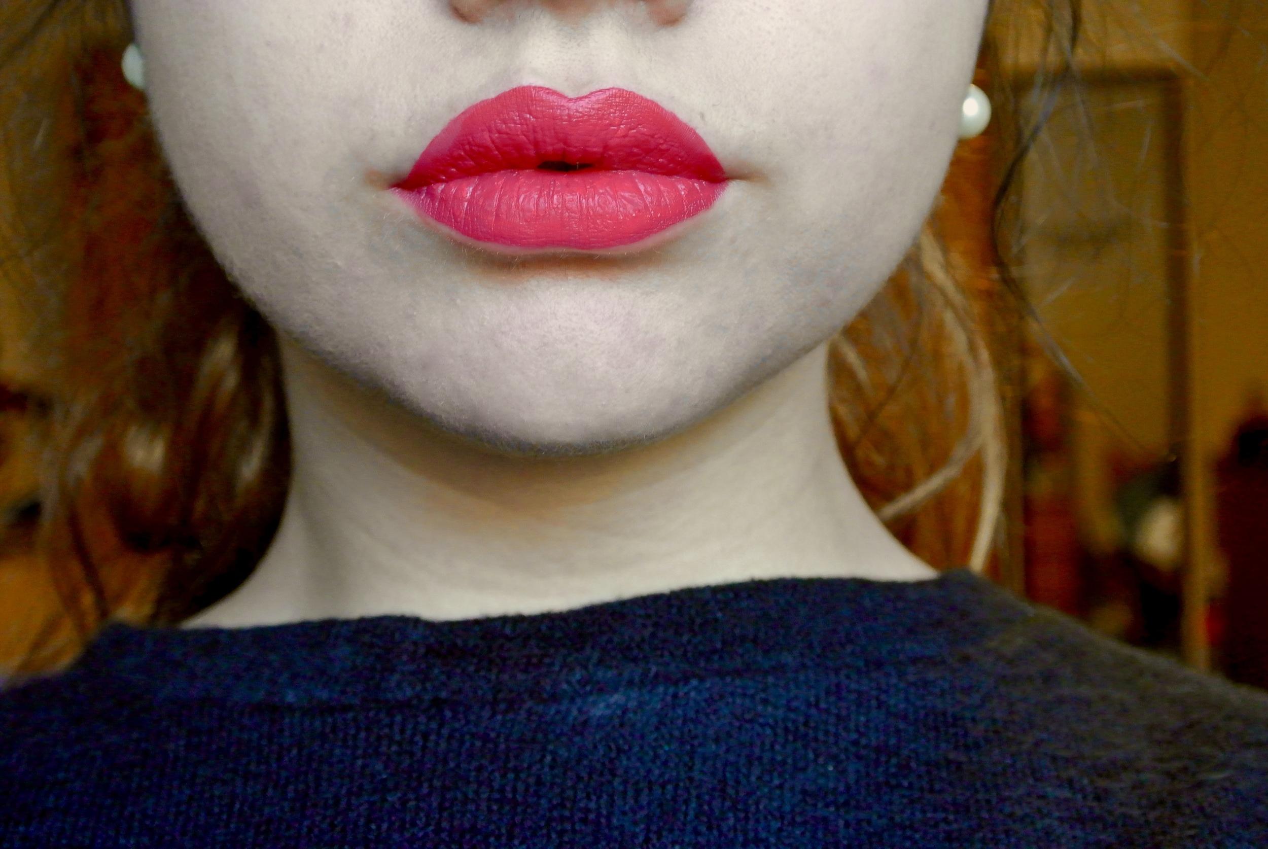 Colourpop Mars Liquid Lipstick