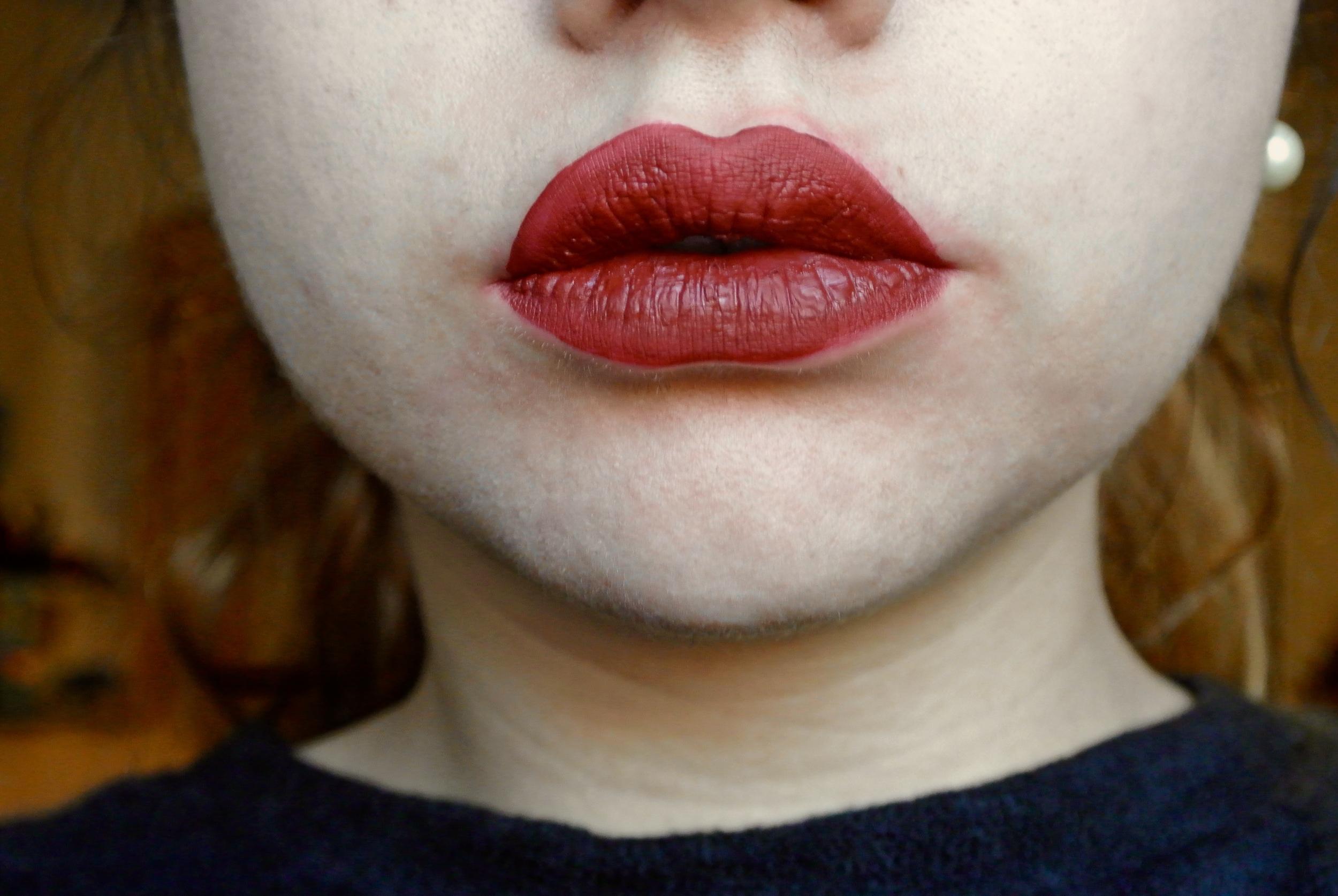 Colourpop Avenue Liquid Lipstick