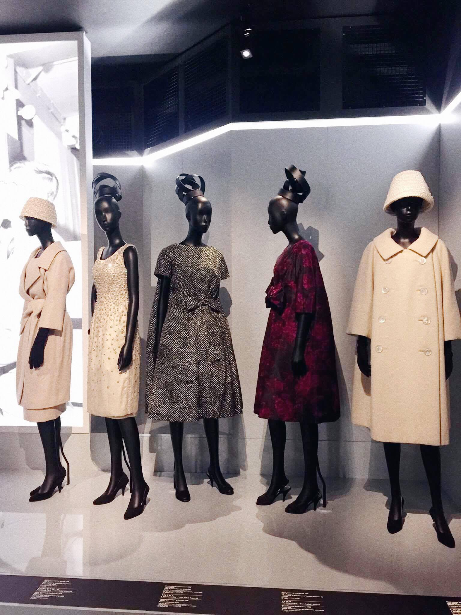 Yves Saint Laurent for Dior