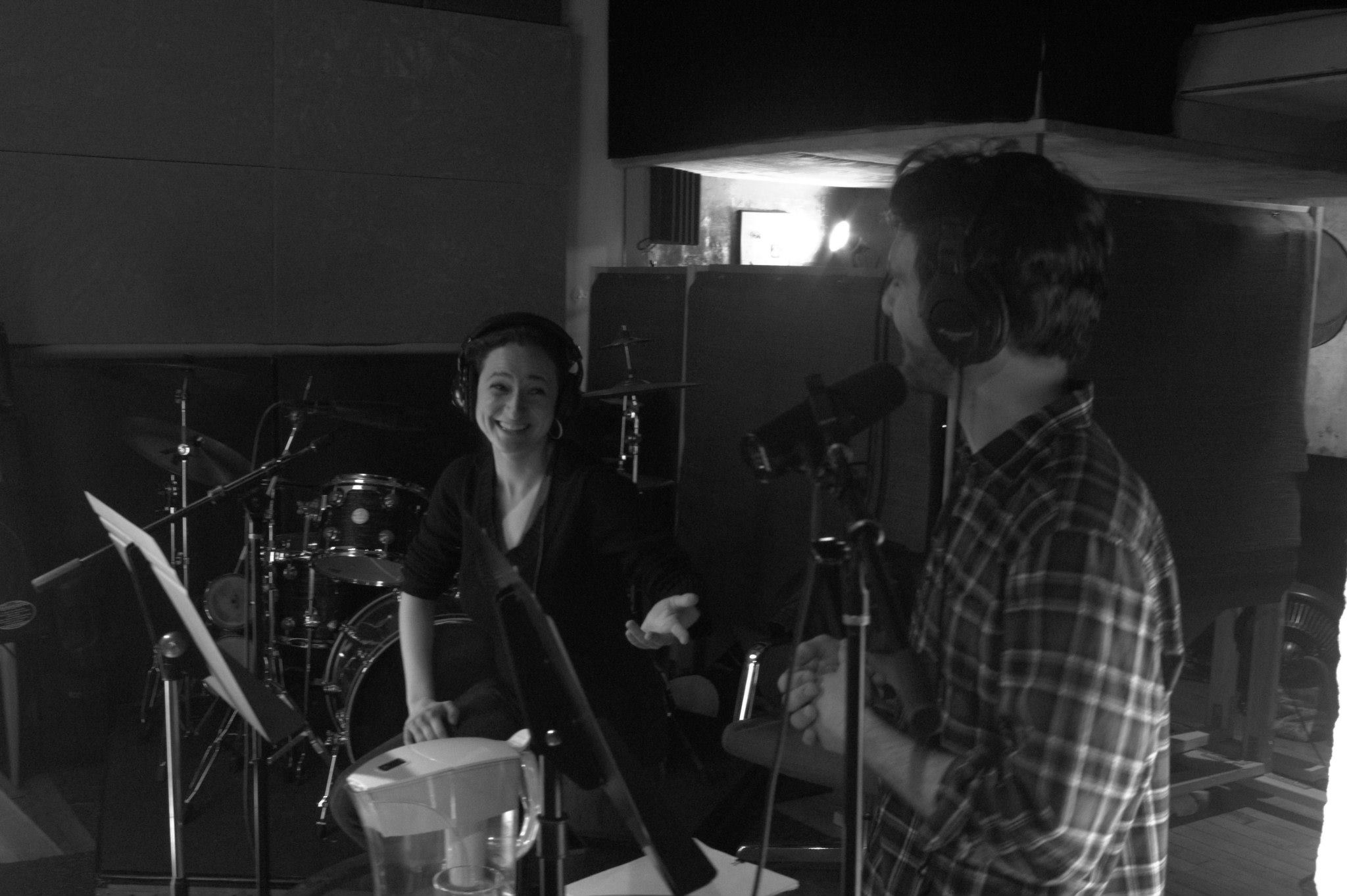 Wolf 359 Recording Session