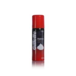 Gillette Shave Cream 2.5 oz, 24/cs