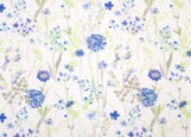 Fields - Blue (Other colours available. Please call for details.)