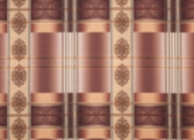 Medaillon - Brown (Other colours available. Please call for details.)