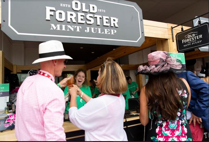 Photo courtesy of Old Forester and Kentucky Derby