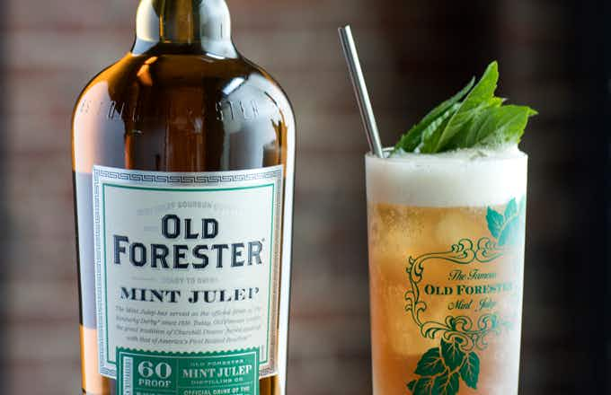 Photo courtesy of Old Forester