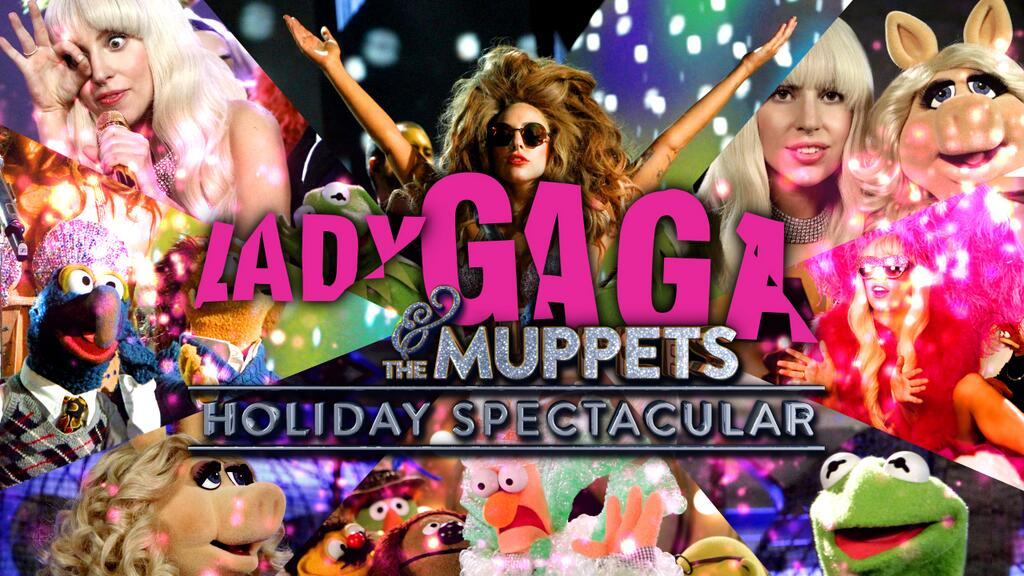 Lady Gaga and the Muppets