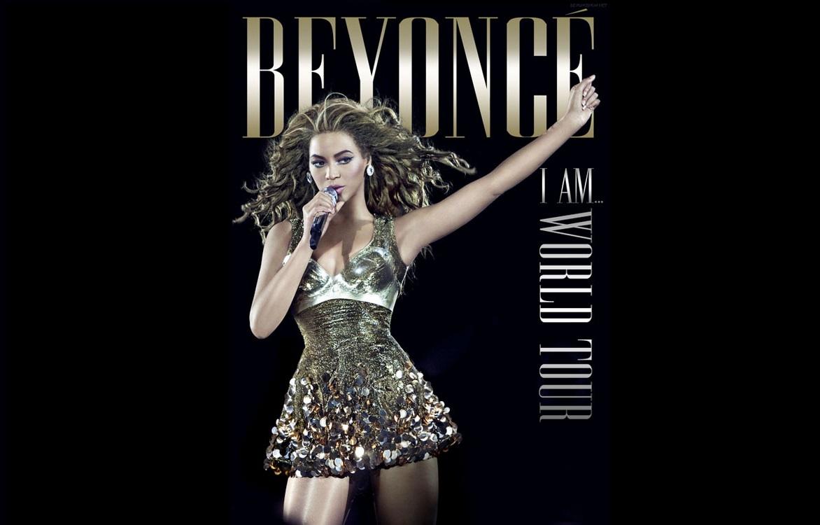 Beyonce - I Am World Tour