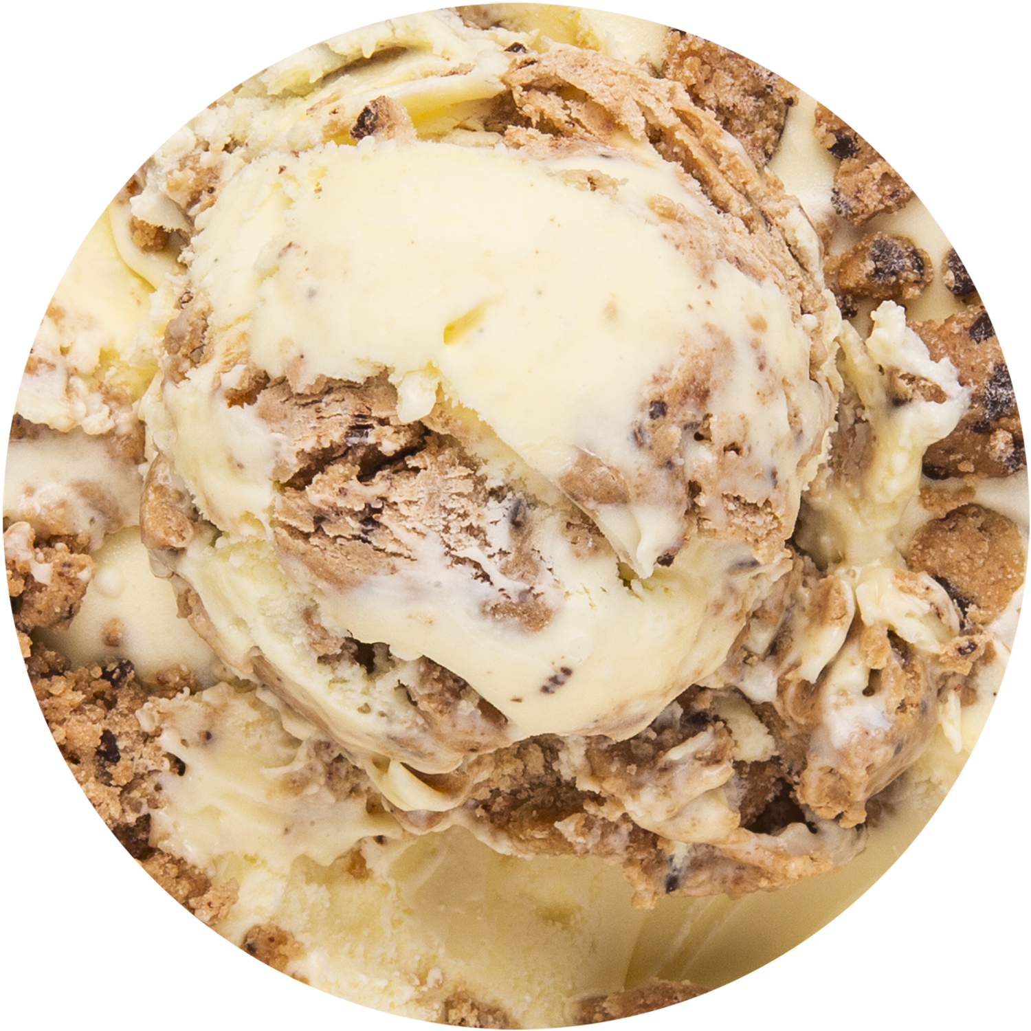 SALTED COOKIE DOUGH