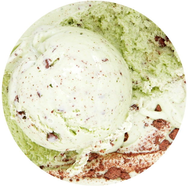 DAIRY-FREE MINT CHIP