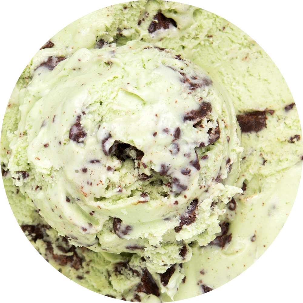 DAIRY FREE MINT CHIP