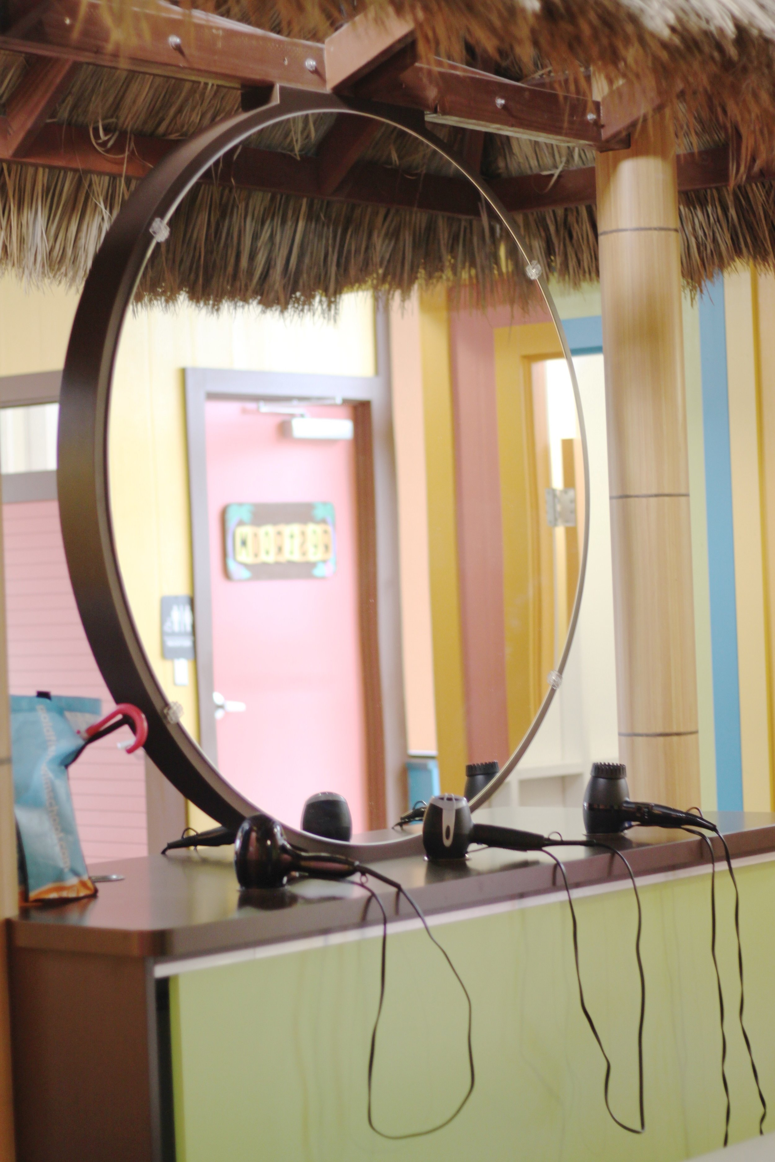 Blow dryers, swimsuit dryers, roomy changing cabanas... Have you signed up yet?