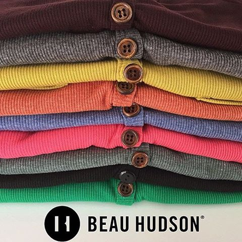 These cardigans come in array of colors for both girls and boys