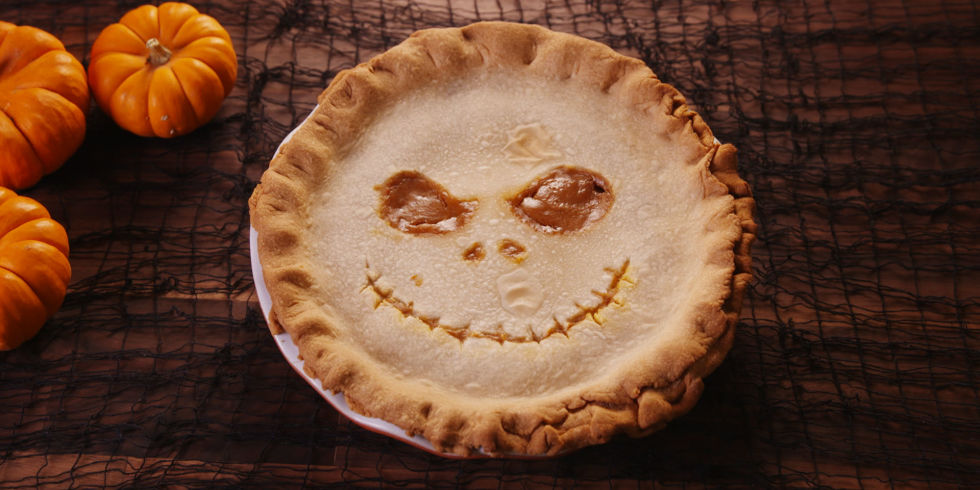 http://www.delish.com/cooking/recipe-ideas/recipes/a49704/jack-skellington-inspired-pumpkin-caramel-pie-recipe/