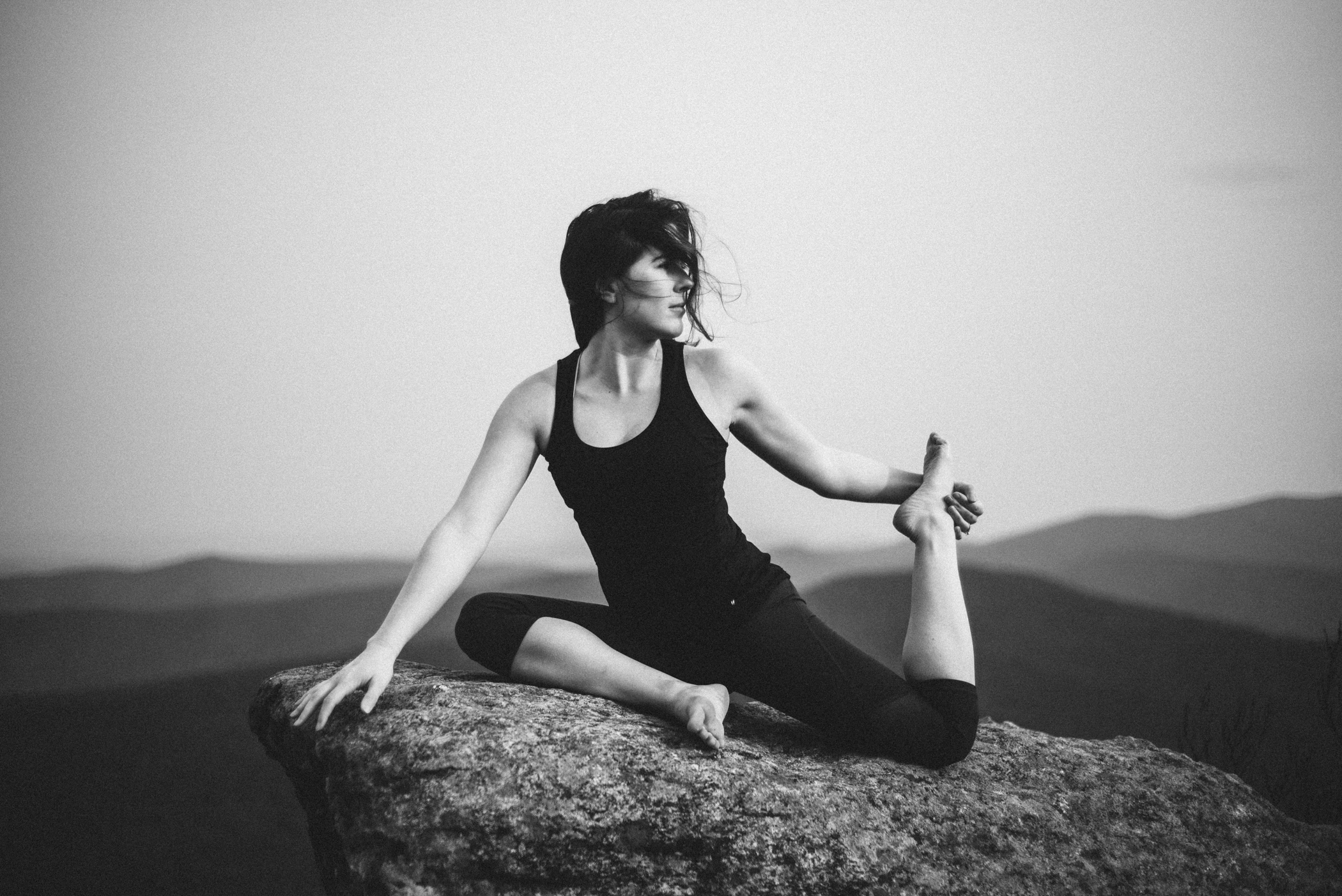 Yoga Mountain Top Yoga Portraits at Shenandoah National Park_3.JPG