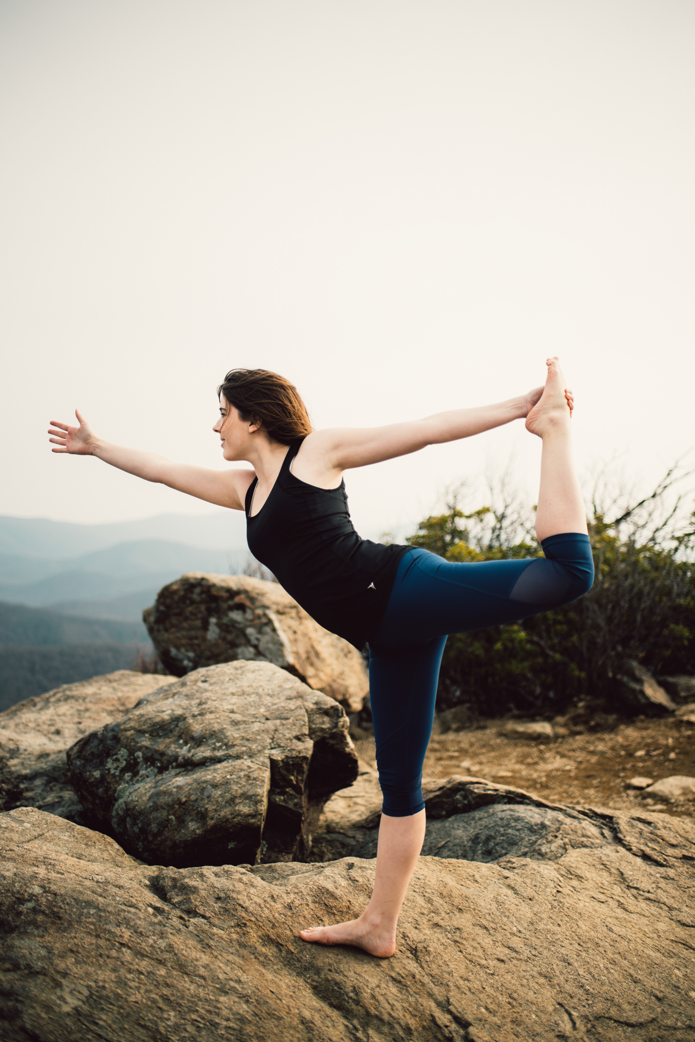 Yoga Mountain Top Yoga Portraits at Shenandoah National Park_5.JPG