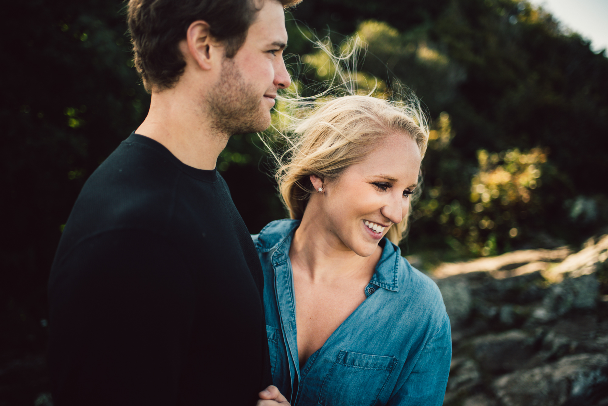 Jp and Kelsey - Shenandoah National Park - Couple Portraits - Adventure Session_13.JPG