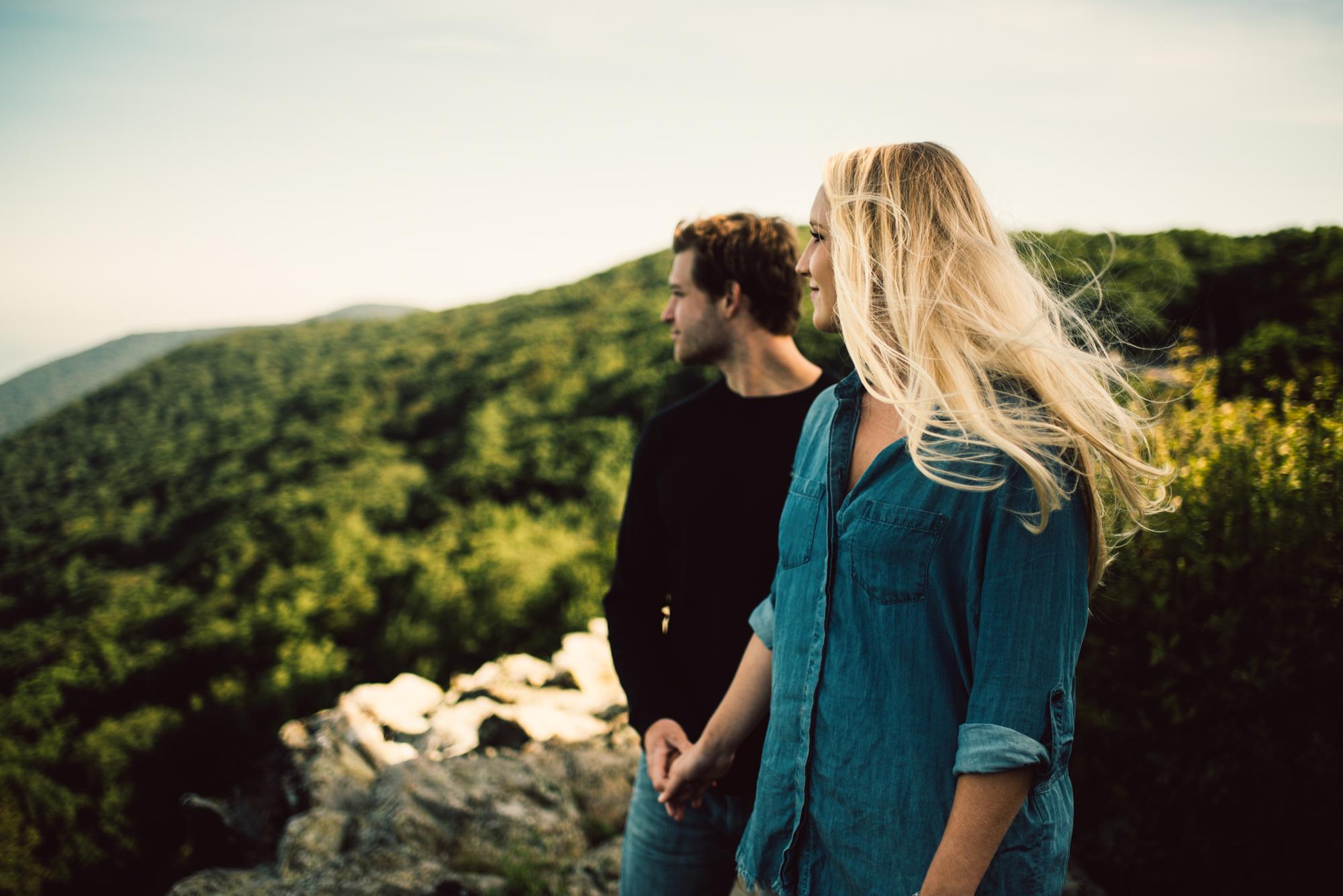 Jp and Kelsey - Shenandoah National Park - Couple Portraits - Adventure Session_29.JPG